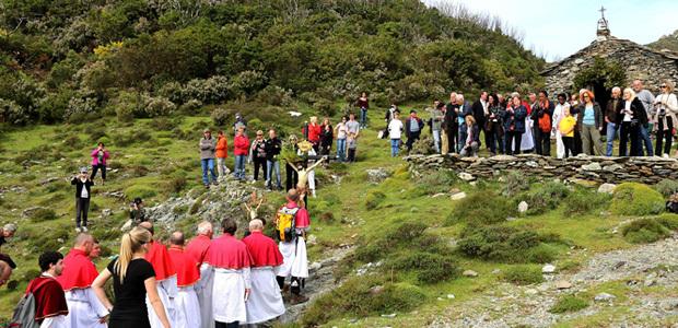 Olivier de Germay : Un évêque sur le toit du Cap Corse