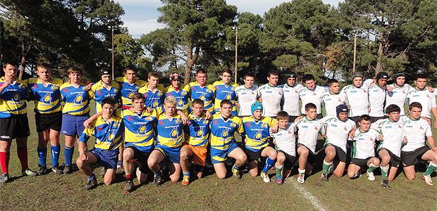 Les équipes d'Ardèche et d'Ariège