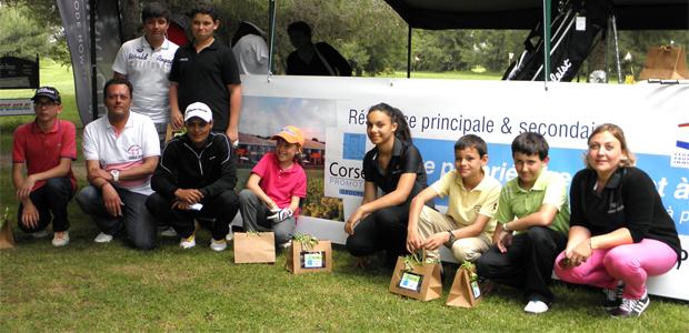 Golf : La Corsea Cup a ouvert la saison à Borgo