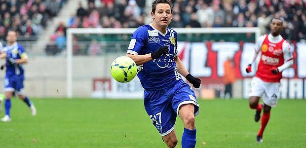 Florian Thauvin nominé pour les oscars du football avec Mikaël Landreau