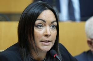 Vanina Borromei. Photo Michel Luccioni.