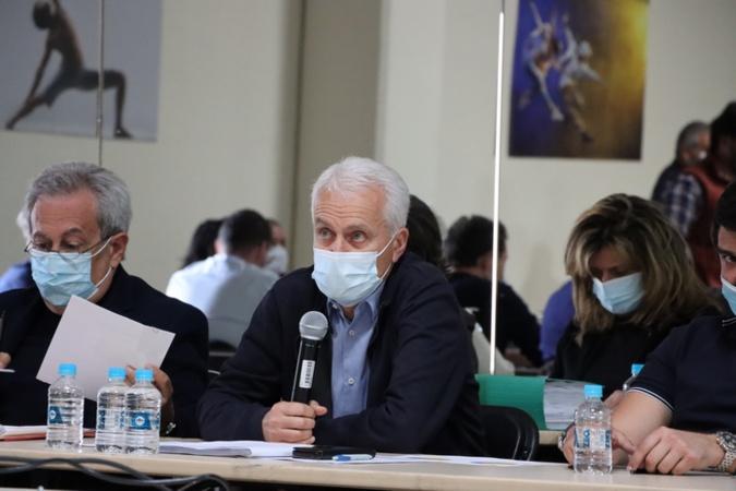 Jean-Louis Delpoux, adjoint au maire délégué à l'urbanisme a présenté le PLU