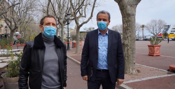 Jean-Sébastien de Casalta et François Tatti dénoncent « une situation catastrophique »