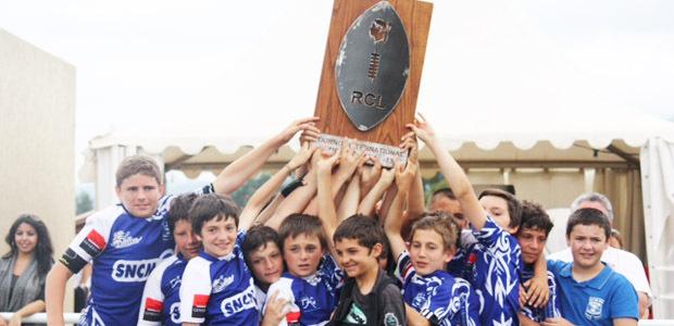 Tournoi de Lucciana : Palavas et Bastia XV sur le podium
