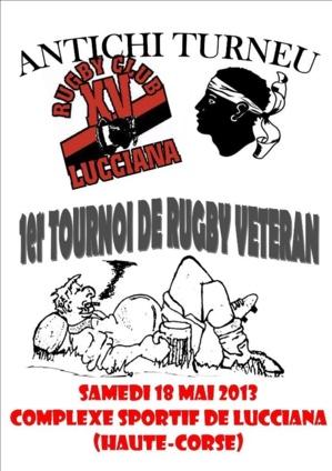 Un tournoi de vétérans à Lucciana
