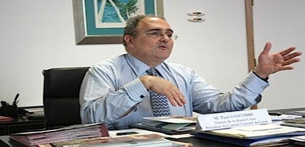 Paul Giacobbi et la DSP maritime : On recommence tout ?
