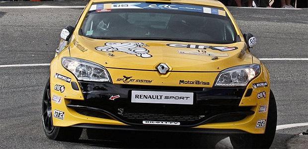 A bord de leurs Mégane R.S. N4, les équipages au Losange viseront la victoire en Production Cup.