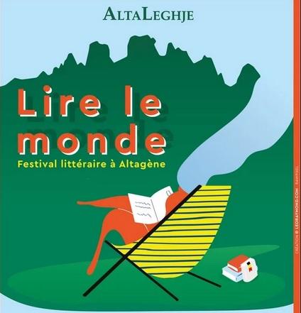 AltaLeghje lance son 5ème concours  de nouvelles à l'occasion du festival littéraire «Lire le monde»