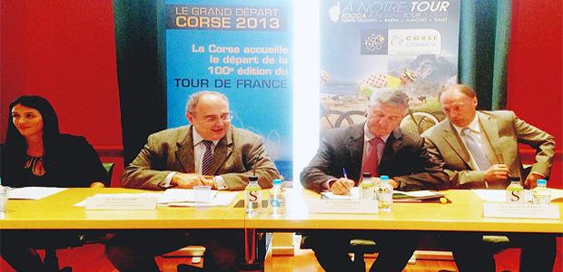 Le Tour de France en Corse : Les grandes animations autour de l'épreuve centenaire