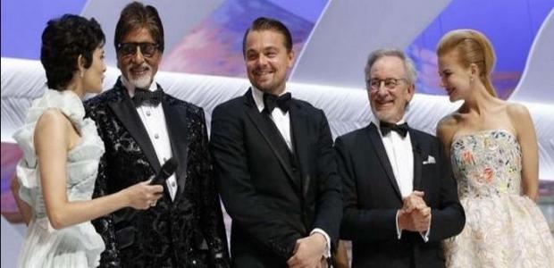 Présidée par l'actrice Audrey Tautou, la cérémonie officielle d'ouverture de la 66è édition du festival de Cannes a eu lieu mercredi soir. Le jury, présidé cette année par Steven Spielberg, aura à statuer sur 20 films en compétition pour décider de celui qui remportera la Palme d'Or le 26 mai. (Photo : DR)