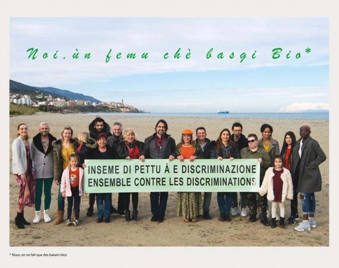 """Bastia : """"Ti tengu caru ancu eiu"""" pour lutter contre les discriminations"""