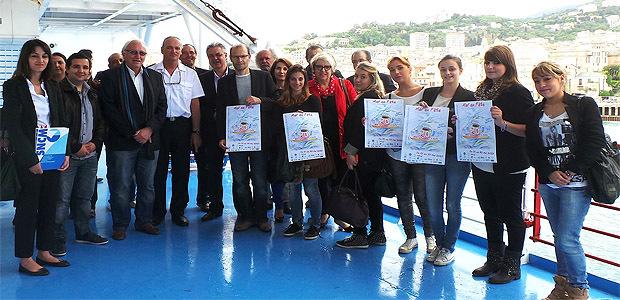 """"""" Mer en Fête """":  20 ans de passion pour la Méditerrannée"""