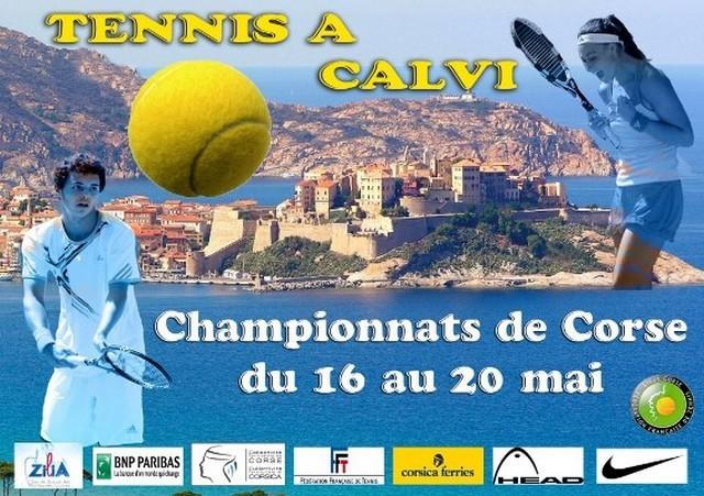 Calvi : Les championnats de Corse de tennis sur les bons rails
