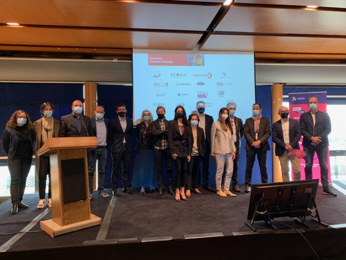 Le dispositif « Sésame Jeunes Talents » a été lancé ce vendredi 2 avril à Ajaccio. Photo : Julie Roynette