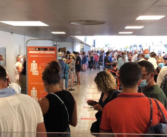 Week-end de Pâques : Une forte affluence attendue à l'aéroport Calvi-Balagne