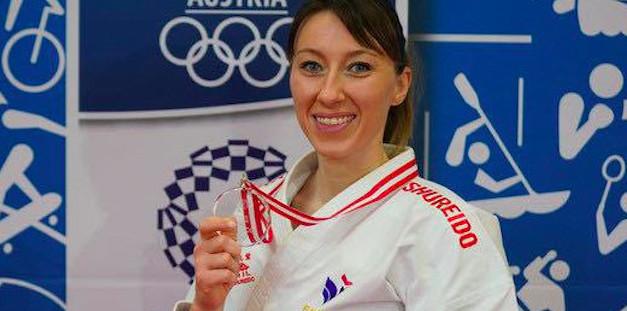 Karaté : Alexandra Feracci lance une cagnotte pour sa préparation aux Jeux Olympiques