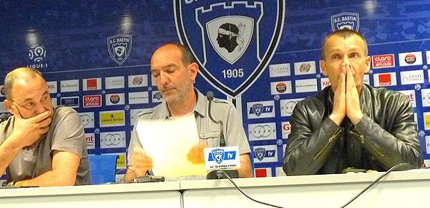 SC Bastia : Un oui mais à Frédéric Thiriez…