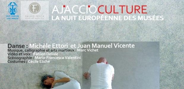Programme varié pour le public Ajaccien qui a rendez-vous avec la Culture ce soir, pour la Nuit des Musées. (Doc : DR)
