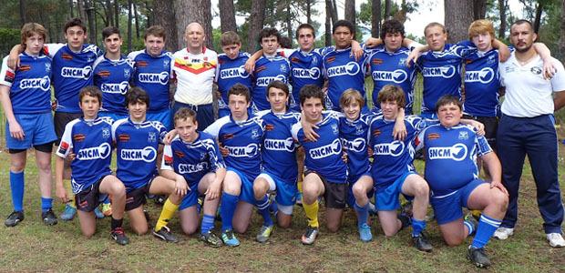 Rugby : Le tournoi de la ville de Bastia aux Bouches-du-Rhône