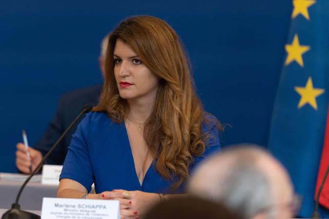 Photo :  ministère de l'Intérieur / A.LEJEUNE
