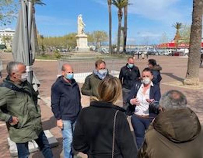 """A Bastia les cafetiers s'organisent en syndicat pour s'opposer aux sanctions préfectorales """"injustifiées"""""""