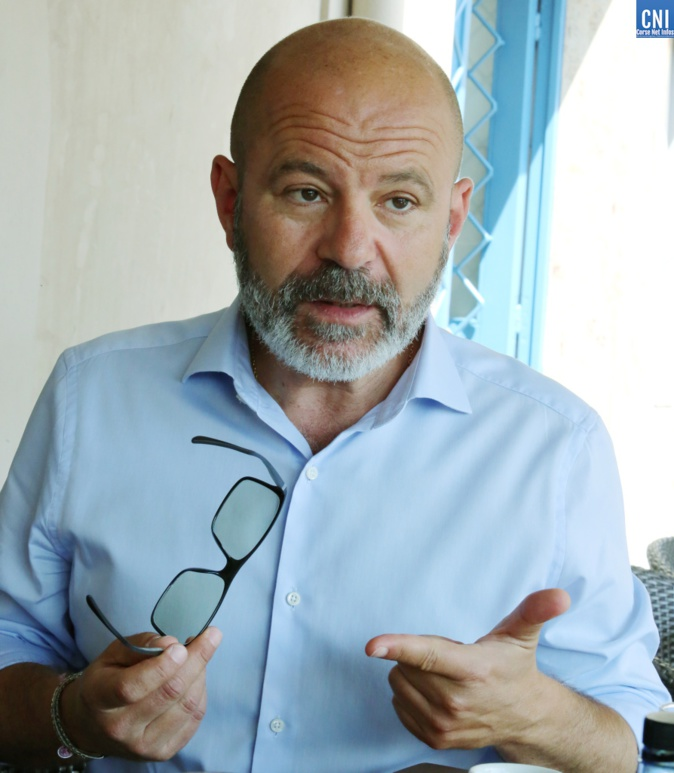 Le député de la première circonscription de Corse-du-Sud Jean-Jacques Ferrara (LR) s'oppose à la proposition de loi contre la spéculation foncière et immobilière portée par les députés nationalistes. Photo : Michel Luccioni