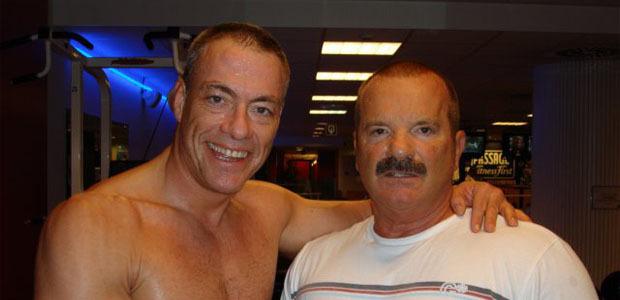 Claude Goetz : Entraîneur de Jean-Claude Van Damme