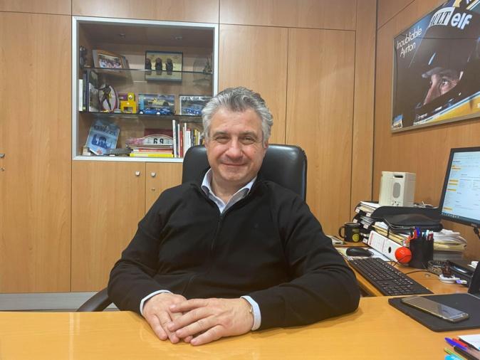 Jean-François Paoli, vice président du mouvement radical en Corse.
