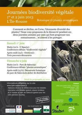 Le 1eret le 2 juin à l'Île-Rousse