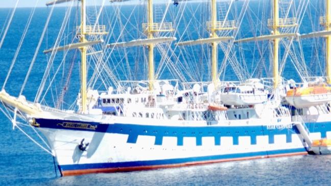 bateau 5 mats club med