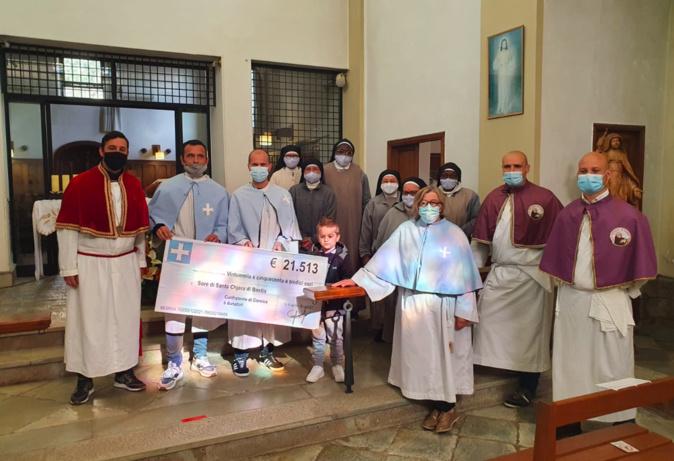 Photo page Facebook Cunfraterna Santa Croce