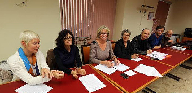 L'ensemble de la délégation de la section de Corse présente au congrès de Niort  ( DR)