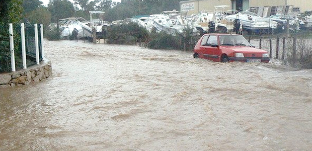 Corse-du-Sud : Etat de catastrophe naturelle pour 9 communes