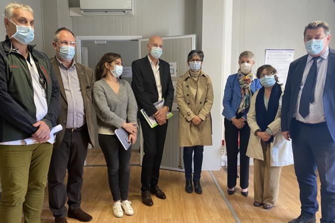 Covid-19 : l'hôpital de Bastia 3e établissement de santé en France certifié par l'AFNOR