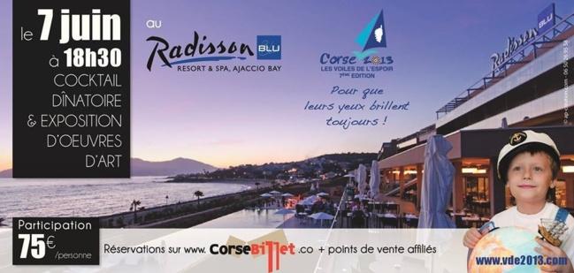 Le 7 juin au Radisson Blu