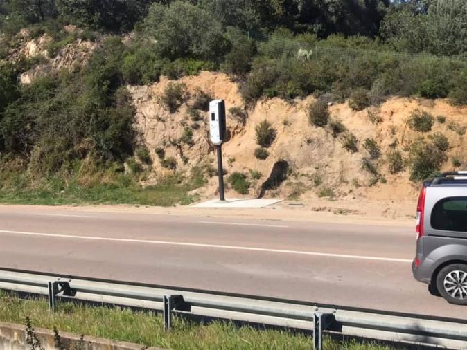 La photo d'un de radar