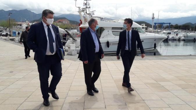 Covid-19 : un test PCR négatif obligatoire pour accéder aux ports de plaisance de Haute-Corse
