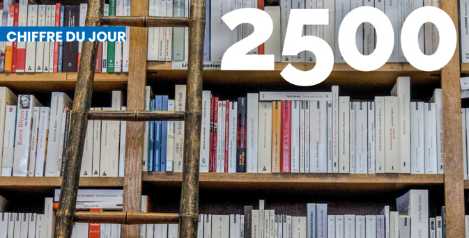 2 500 livres détruits par une dégât des eaux à la Bibliothèque des quartiers nord