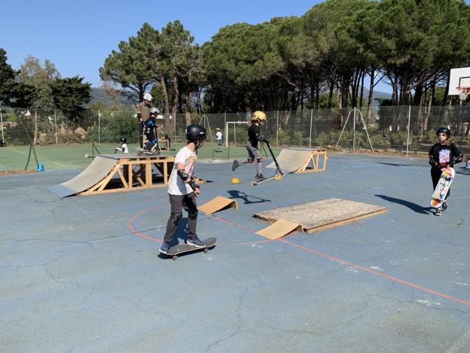 Quand le Team Bastia Natation «skate» l'IGESA