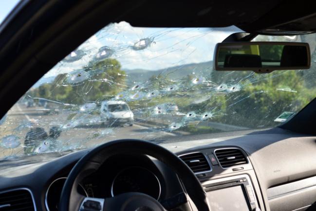 L'intérieur du véhicule. (Photo P.M)