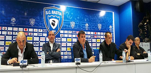 Bastia : Le Sporting propose une association au CAB