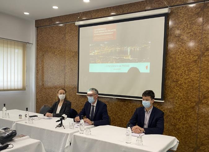Nouvelle centrale du Ricanto : une concertation publique lancée par EDF-PEI