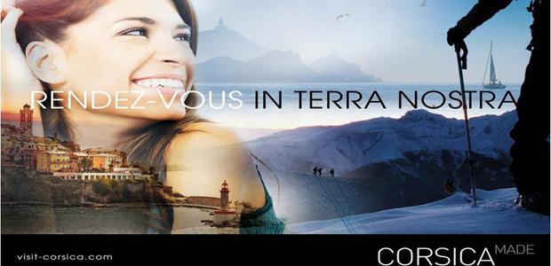 La nouvelle campagne de l'Agence du tourisme de la Corse