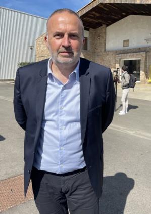Don Marc Albertini, maire de Ghisoni et vice-président de la ComCom Fiumorbu Castellu. Photo CNI.