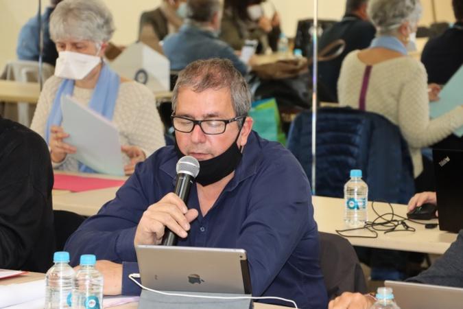 Le budget a été présenté par François Xavier Acquaviva