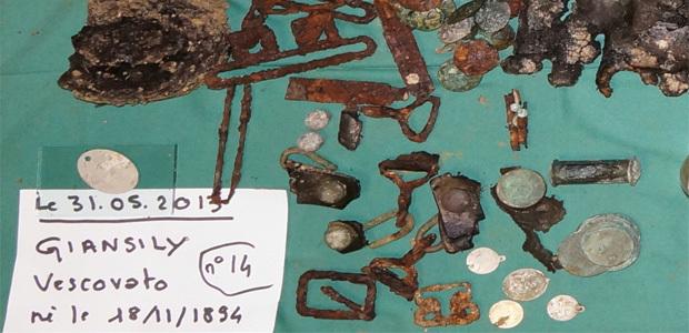 Le corps d'un Corse de Vescovato parmi les 26 Poilus retrouvés à Verdun