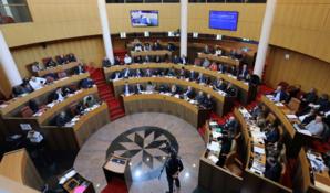 L'Assemblée de Corse. Photo Michel Luccioni.
