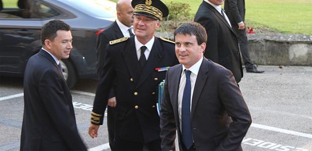 Manuel Valls : Ajaccio après Bastia