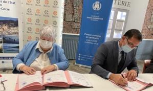 Bastia : La ministre Jacqueline Gourault joue l'apaisement et lâche du lest sur le PTIC