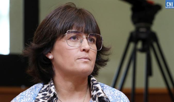 La conseillère municipale en charge du tourisme Christelle Combette. Photo : Michel Luccioni